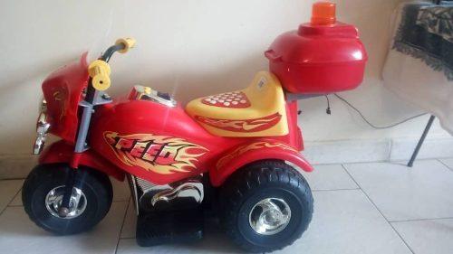 Moto Juguete Para Niño