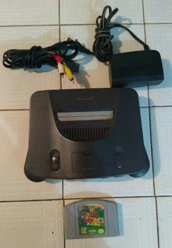 Nintendo 64 + Juego