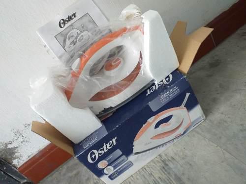 Plancha Oster A Vapor Antiadherente Mod-5804 Nueva
