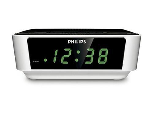 Radio Reloj Despertador Philips Original Memoria Sleep