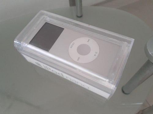 Apple iPod Nano 2da Generacion Plateado 2gb