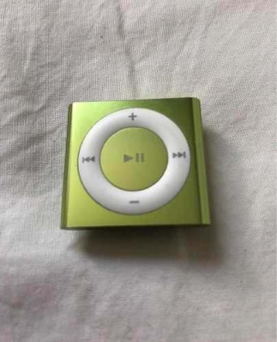 Apple iPod Shuffle 4th Generación Original. 2gb