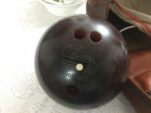 Bola De Bowling Boliche Importada New York. Excelente!