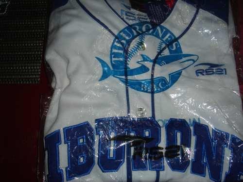 Camisa Original De Los Tiburones De La Guaira