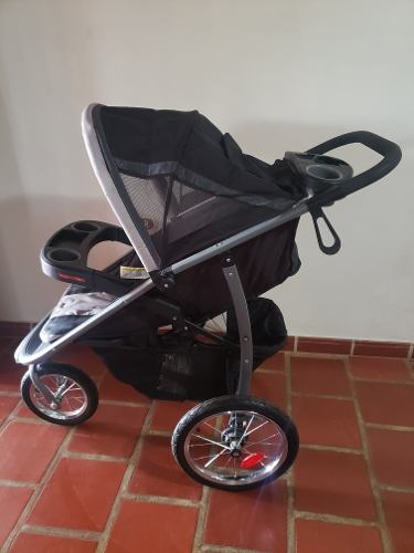 Coche Graco Originañl 3 Ruedas Fataction Fold