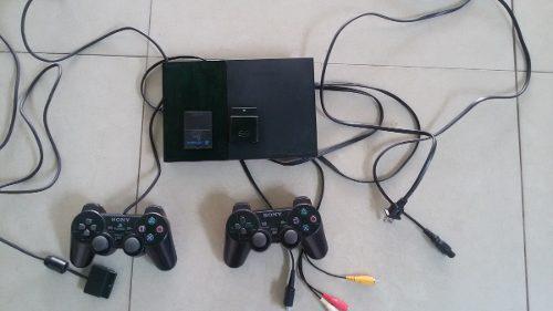 Controles De Play Station 2 Y Consola- Buen Precio Oferte !