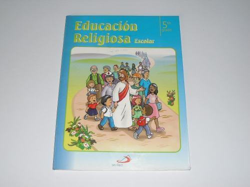 Educación Religiosa Escolar 5to. Grado