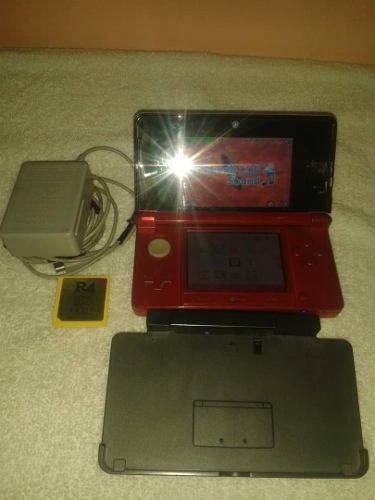 Nintendo 3ds Con Memoria R4