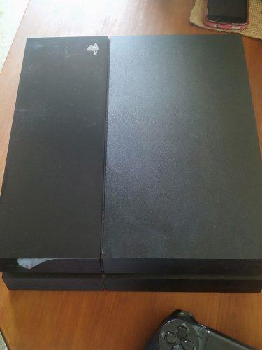 Ps4 500 Gb Usado Incluye 6 Juegos Originales