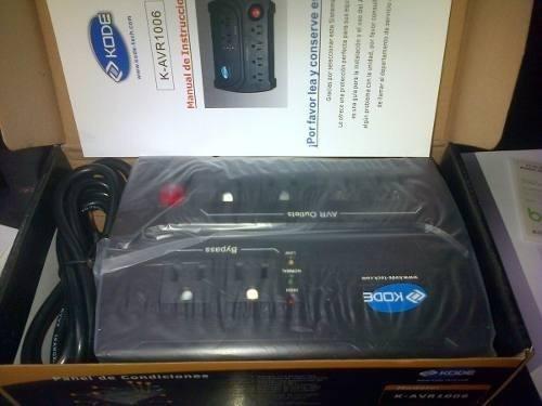 Regulador De Voltaje Pc Computadora  Va 500w Nuevo
