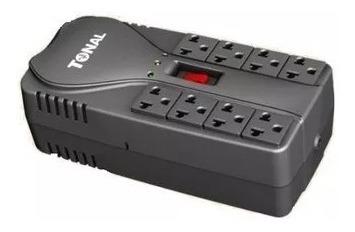 Regulador Marca Kodex De Voltaje Para Computadoras 8 Tomas