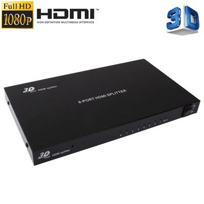 Serie Hdmi Full Hd Divisor Interruptor 5 Du0g