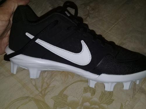 Tacos Para Beisbol Marca Nike Talla 35