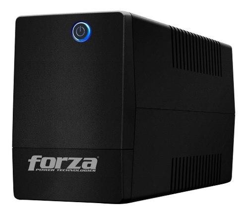 Ups Regulador 750va Forza 6 Tomas Tienda Bagc