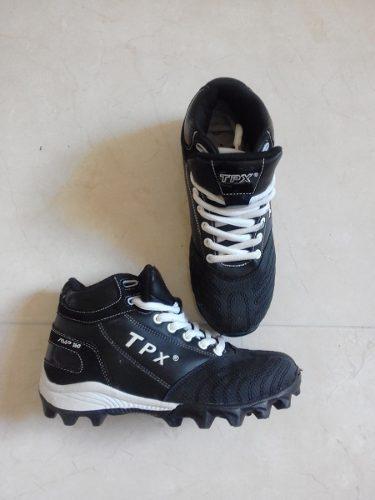 Zapatos Para Beisbol Talla 35 Marca Tpx
