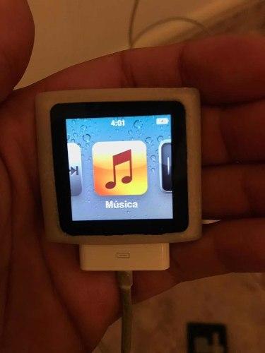 iPod Nano 6ta Generación 8gb