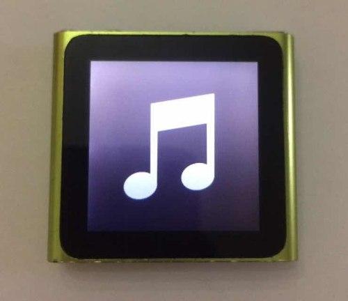iPod Nano 6ta Generación Green 8gb