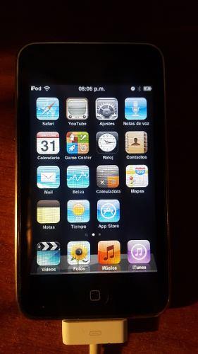 iPod Touch 32 Gb 3ra Generación