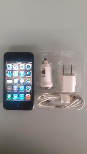 iPod Touch 4ta Generación De 16gb Negociable