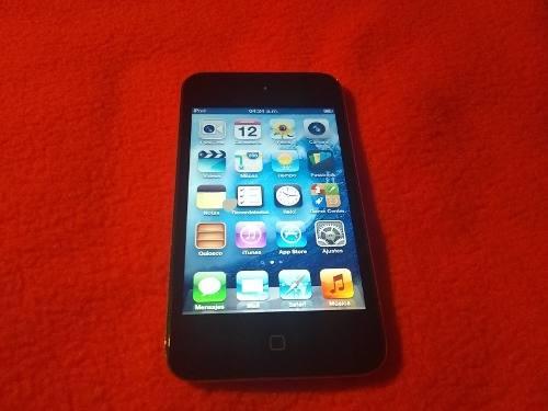 iPod Touch De 4 Generación.