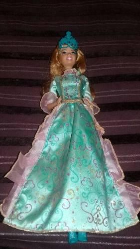 Barbie Mosquetera En Perfecto Estado