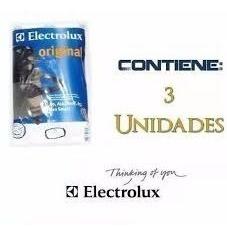Bolsas Aspiradora Electrolux. Orig A9/ A10 Emp. 3 Und