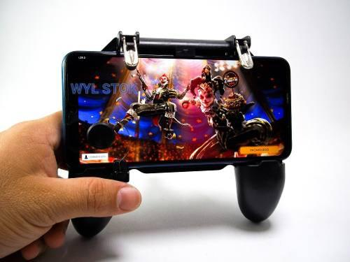 Control Android W11 Juegos Free Fire Pug Mobile
