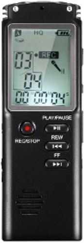 Grabadora De Voz Digital Memoria 16 Gb Usb Audífonos Micro