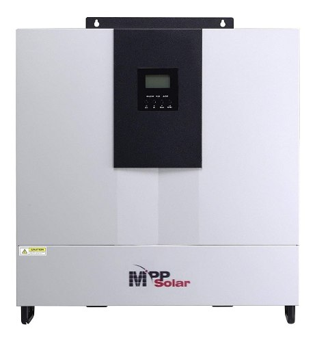 Inversor De Voltaje Mpp Solar w 48v Dc A 120v 208v 240v