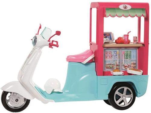 Moto De La Barbie Original Mattel