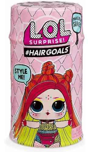 Muñeca Lol Surprise Hairgoals Original