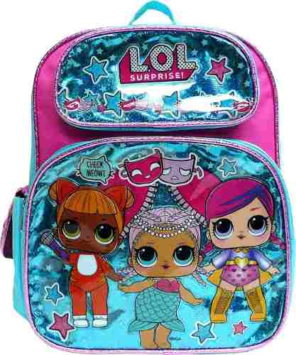Muñecas Lol Surprise Bolso Preescolar Niñas Original