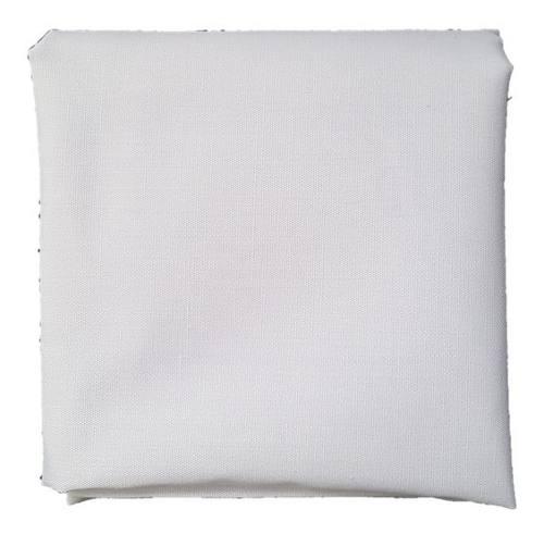 12 Pañuelo Para Caballero Blanco
