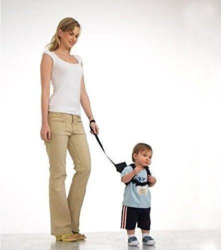 Arnés De Seguridad Con Bolsito Para Bebés-