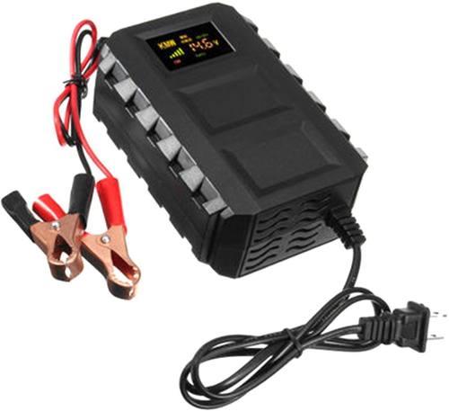 Cargador Rápido Bateria De Carro 12 Voltios 20 Amperios