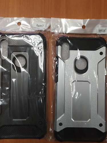 Estuches Antigolpes Para Xiaomi Redmi 7 Y Note 7