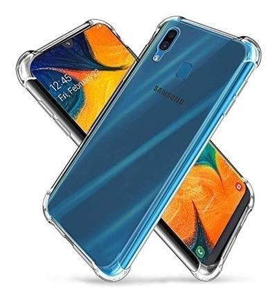 Forro Goma Antigolpes Samsung A10, A20, A30, Redmi Note 7