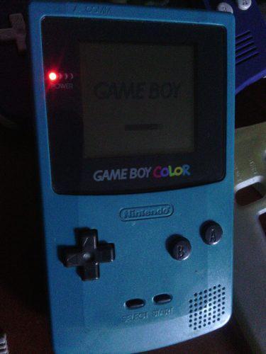 Gameboy Color Y Gameboy Advance Con Juegos Y Accesorios