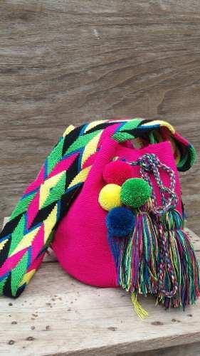 Mochilas Wayuu Originales