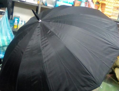Paraguas Tipo Baston