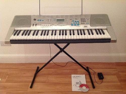 Piano Casio Lk 300 Tv