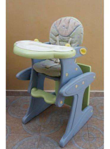Silla De Comer Para Bebes Master Kids