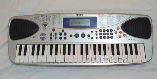 Teclado Casio Ma 150