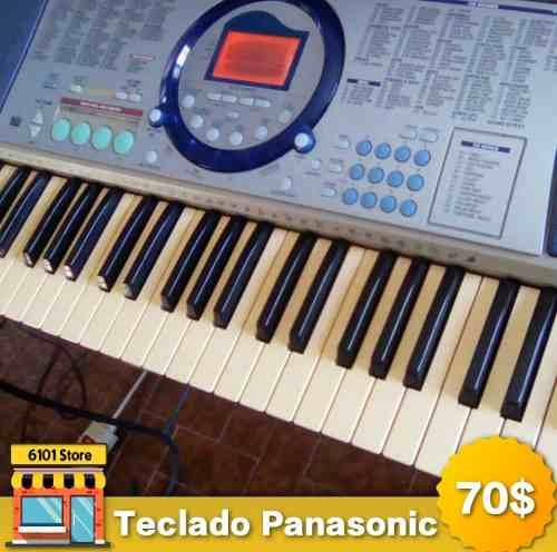 Teclado Panasonic Sx-kc211