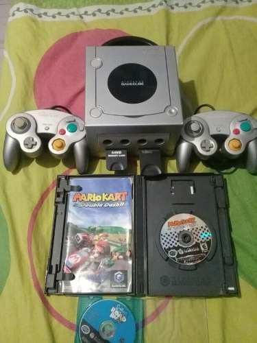 Consola Nintendo Game Cube