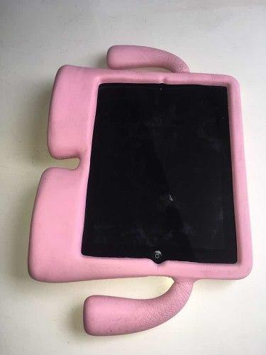 Forro De Goma Para iPad Para Niños