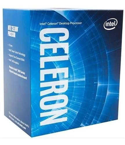 Procesador Intel® Celeron® Gm Cache, 3.20 Ghz (90v)