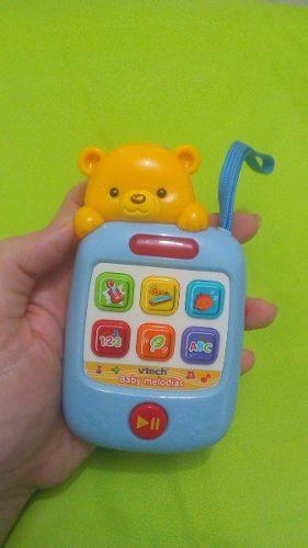 Teléfono Vtech. Baby Melodia. Musical. Excelente Estado