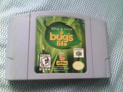 A Bugs Life, Nintendo 64, Juego Original