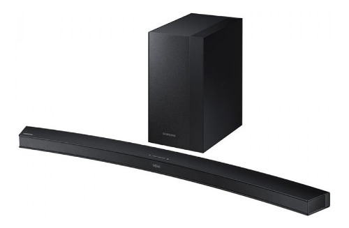 Barra De Sonido Curva Samsung Hw-mch 260w Inalambric